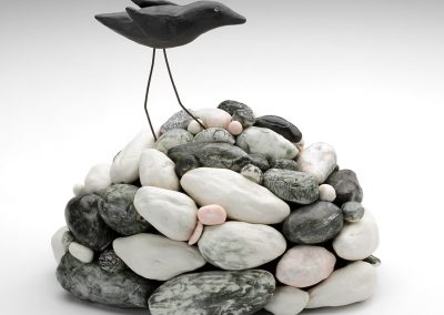 Francine-Ozereko-Bird-on-Rocky-Hill