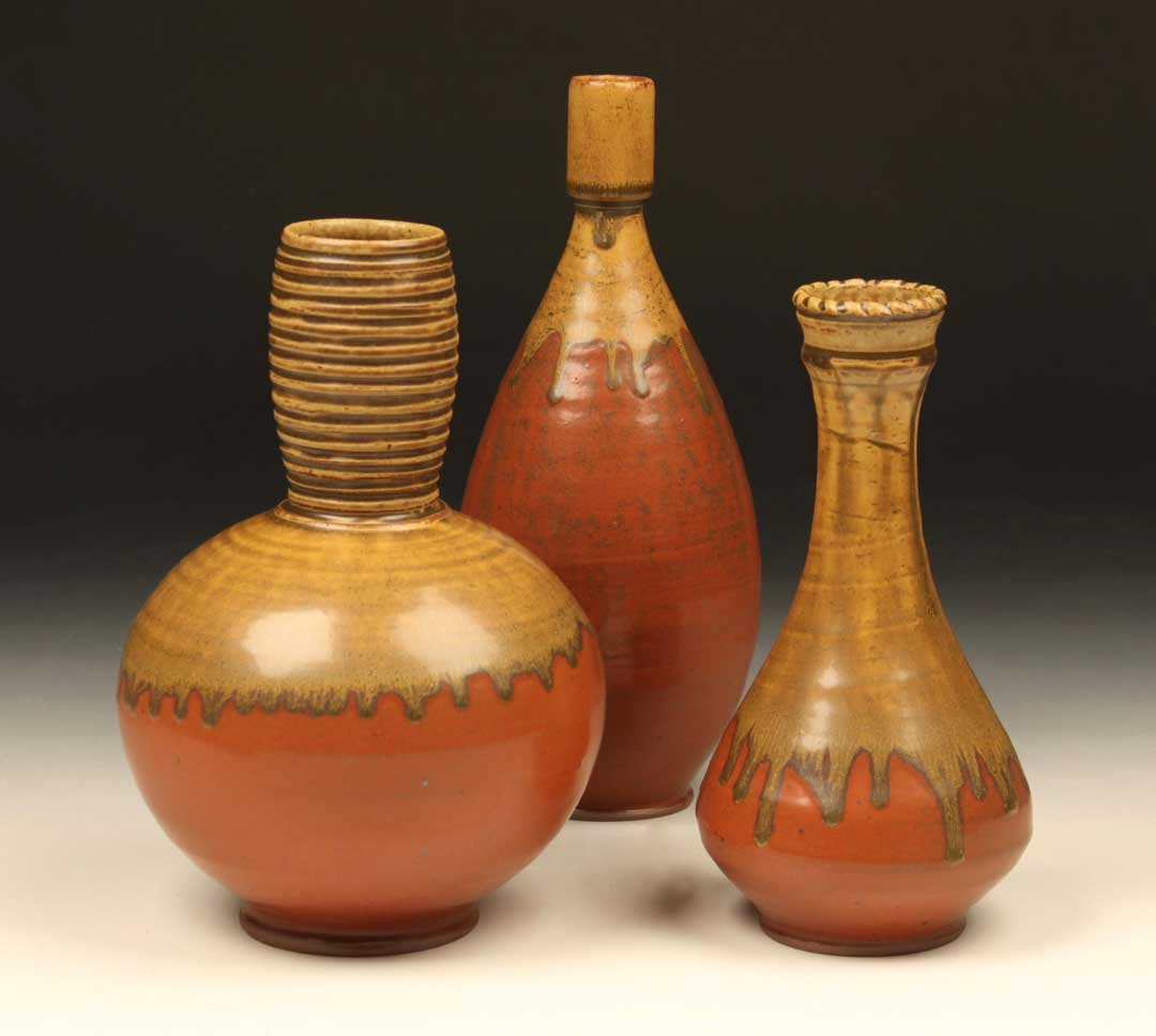 Wahlstrom-Vases