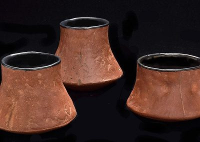 Vases by Mary Barringer