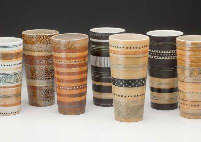 James Guggina Tall Cups