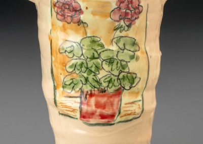 Donna McGee vase