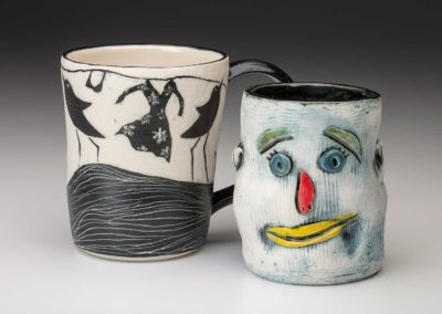 Francine and Frank Ozereko cups