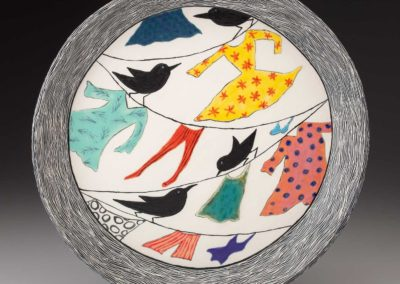 Francine Ozereko plate